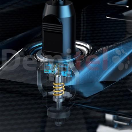 Компресор BASEUS Inflator Pump за помпене на автомобилни гуми