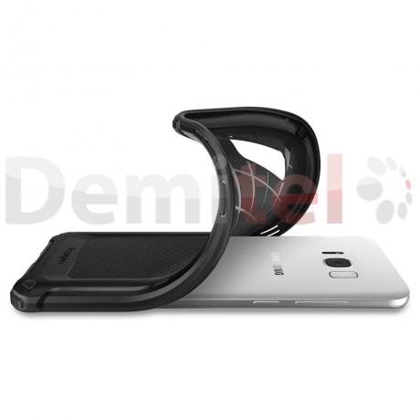 Силиконов гръб SPIGEN Rugged Armor Extra за Galaxy S8 Plus Черен