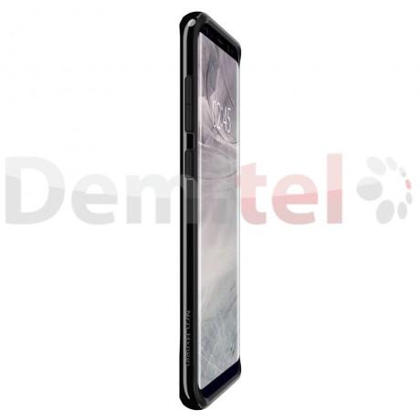 Силиконов гръб SPIGEN Neo Hybrid за Galaxy S8 Plus Черен