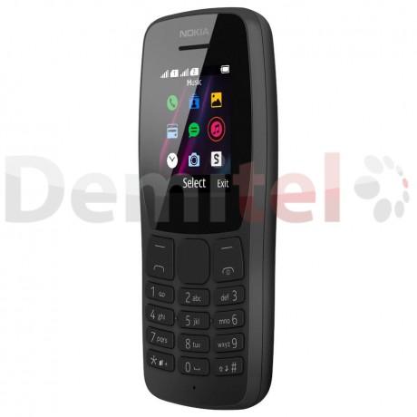 Телефон NOKIA 110 (2019) Dual Sim Черен
