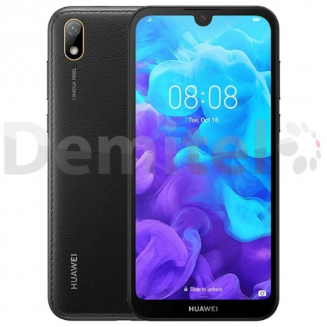 Смартфон HUAWEI Y5 2019 Dual Sim 16GB / 2GB RAM Черен