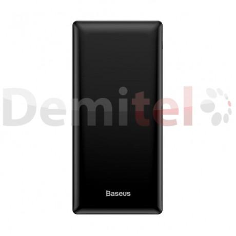 Преносима батерия BASEUS Mini JA 30000mAh Черен