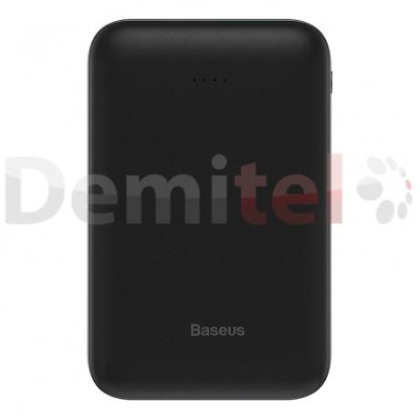 Преносима батерия BASEUS Mini JA 10000mAh Черен