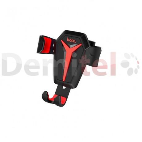 Стойка за автомобил HOCO CA 22 Черен/Червен