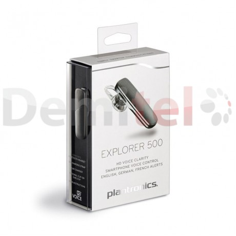Блутут слушалка PLANTRONICS Explorer 500 Черна