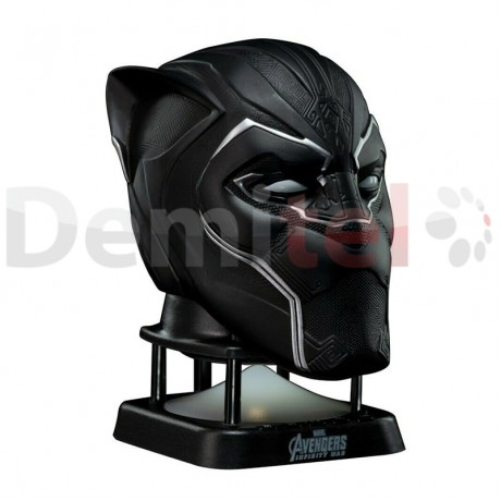 Блутут колонка CAMINO Marvel Black Panther Черна