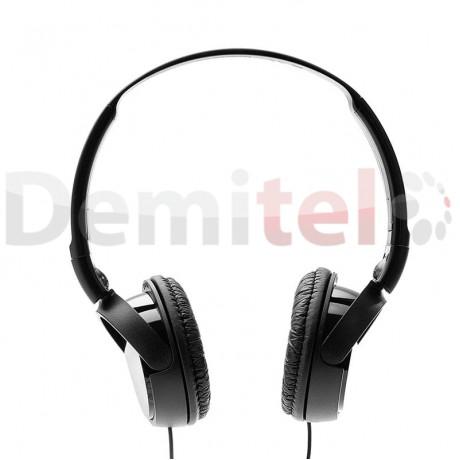 Слушалки SONY MDR-ZX110AP с микрофон Черни