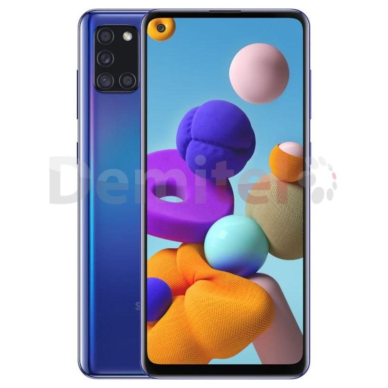 Смартфон SAMSUNG Galaxy A21s Dual Sim 32GB / 3GB RAM Син