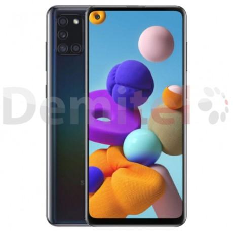 Смартфон SAMSUNG Galaxy A21s Dual Sim 32GB / 3GB RAM Черен