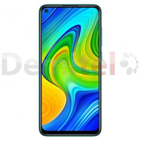 Смартфон XIAOMI Redmi Note 9 Dual Sim 64GB / 3GB RAM Зелен