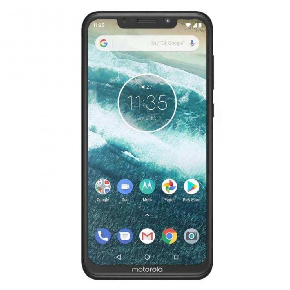 MOTOROLA ONE DUAL SIM 64 GB BLACK