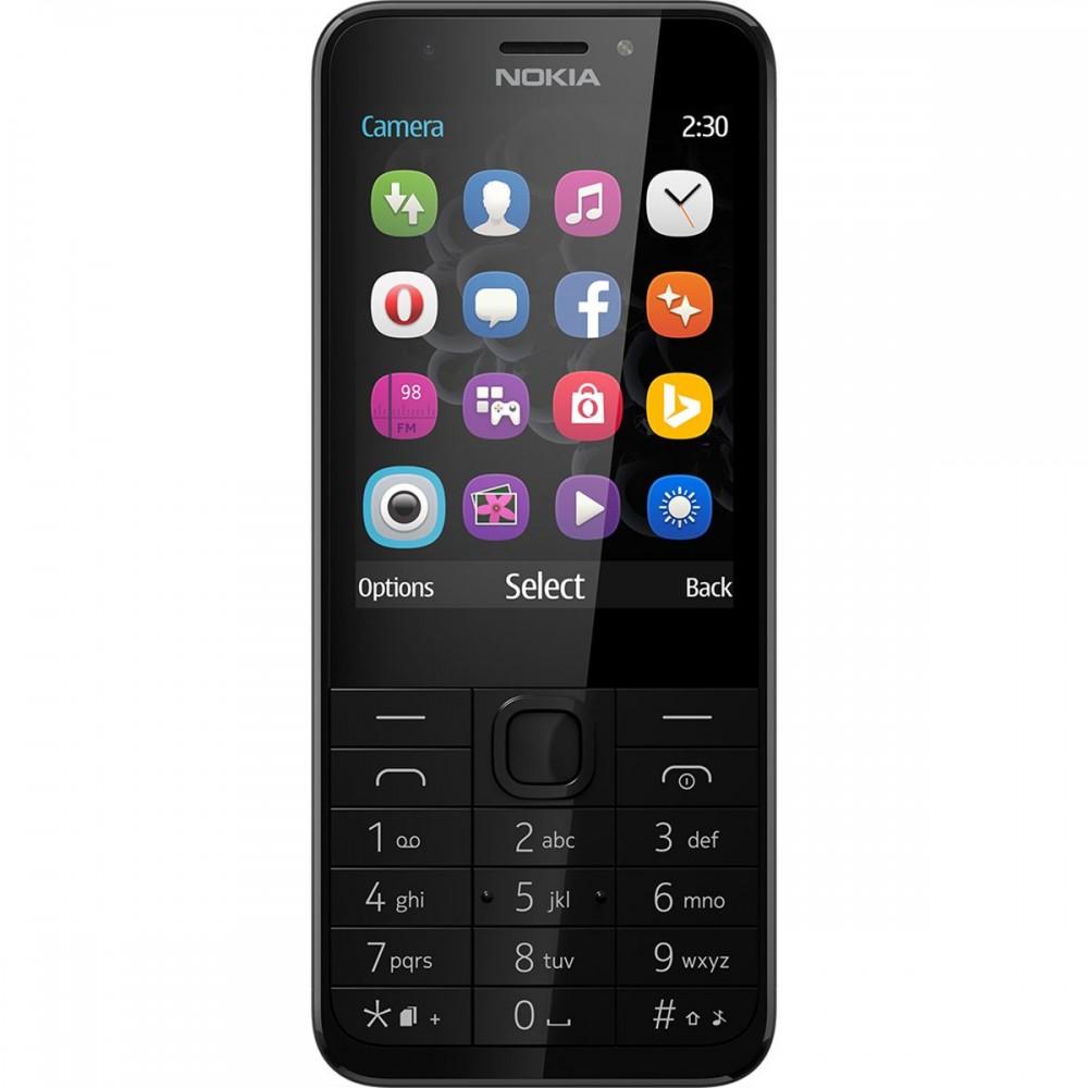 NOKIA 230 DUAL SIM BLACK