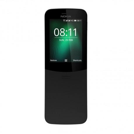 NOKIA 8110 4G DUAL SIM BLACK