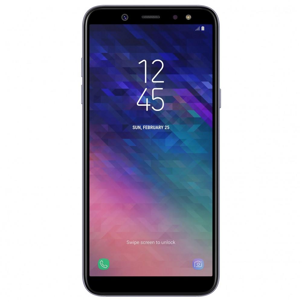 SAMSUNG GALAXY A6 2018 DUAL SIM 32 GB LAVENDER