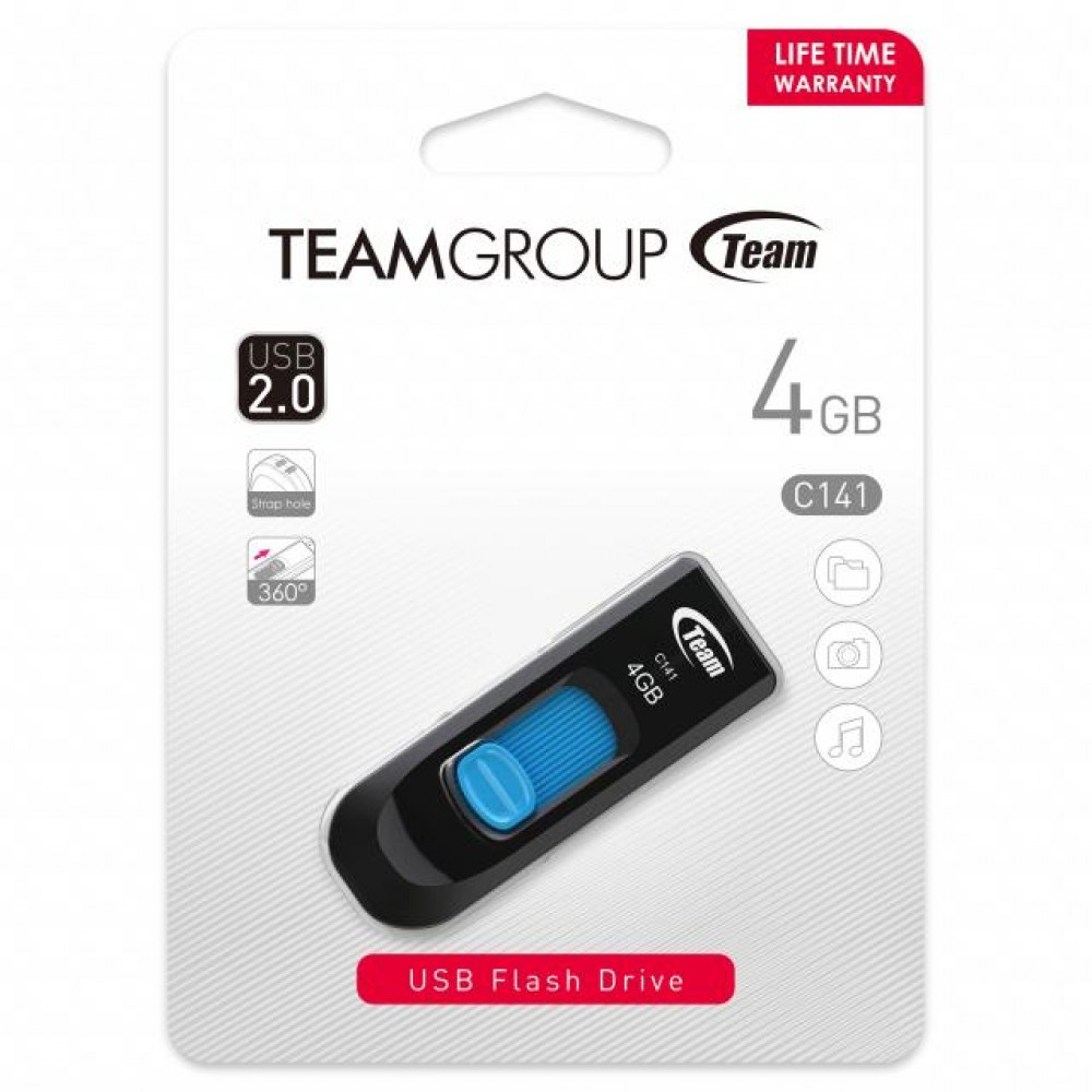 TEAMGROUP C141 4GB